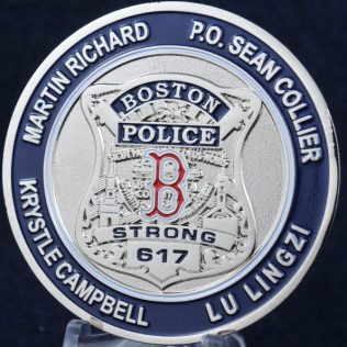 US Boston Police Department Crime Scene Response Unit
