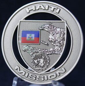 United Nations Haiti Mission UNPOL