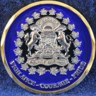Calgary Police Service Class 205
