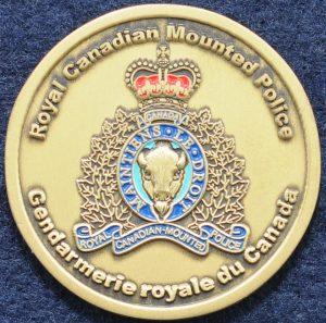 RCMP Border Integrity