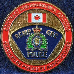 RCMP Contract and Aboriginal Policing and National UAS Program 2