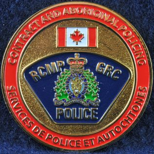RCMP Contract and Aboriginal Policing / National UAS Program