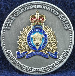 RCMP Deputy Commissionner Policing Support Services