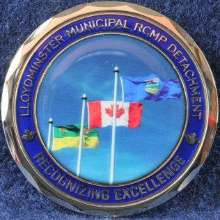 RCMP K Division Lloydminster Municipal Detachment