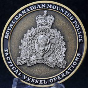 RCMP Tactical Vessel Operations 2