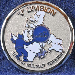 RCMP V Division Nunavut