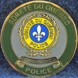 Surete du Quebec Crime Contre la Personne 2