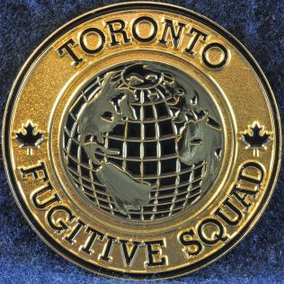 Toronto Police Service Fugitive Squad