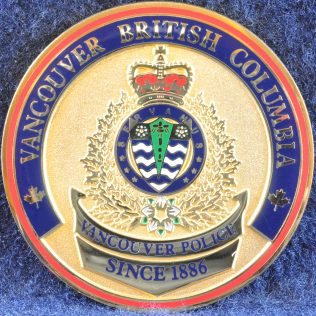 Vancouver Police Since 1886