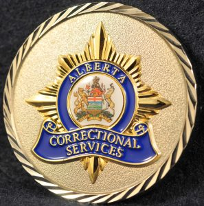 Alberta Correctional Services Calgary Tactical