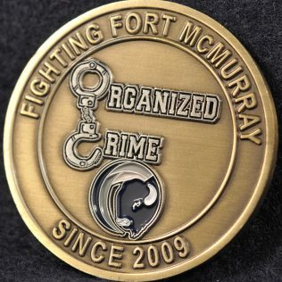 Alberta Law Enforcement Response Team (ALERT) Fort McMurray