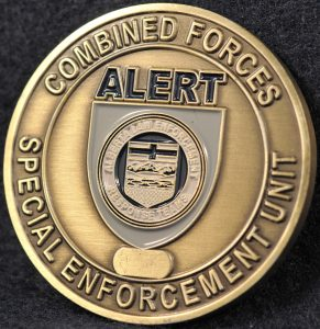 Alberta Law Enforcement Response Team (ALERT) Fort McMurray