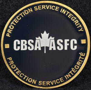 CBSA General coin 2