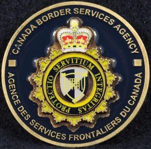 CBSA General coin