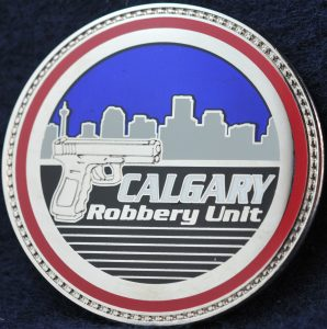 Calgary Police Service Robbery Unit 2010 Western Canada Robbery Conference