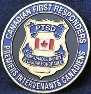Canadian First Responders - PTSD