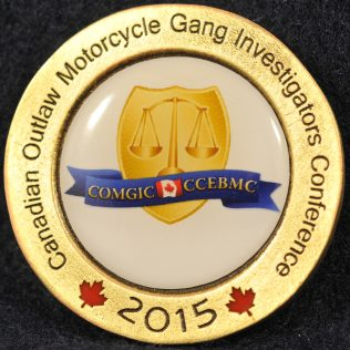 Canadian Outlaw Motorcycle Gang Investigators Conference 2015