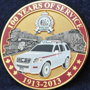 Canadian Pacific 100 years of Service 1913-2013