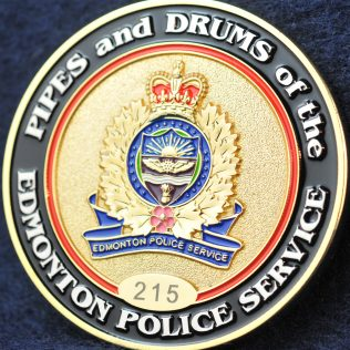 Edmonton Police Service Pipes and Drums 100th Anniversary