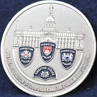 Kingston Police 175 years 1841-2016