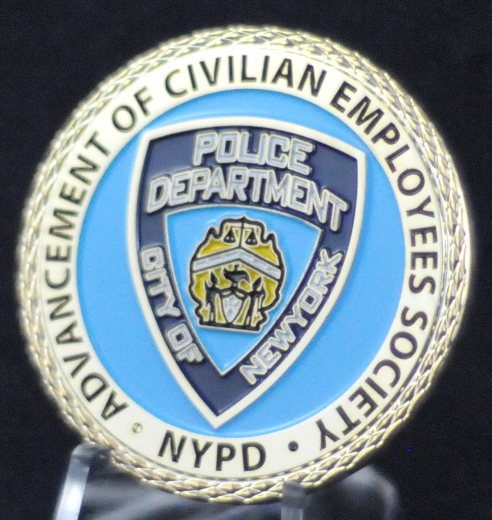 Nypd Advancement Of Civilian Employees Society