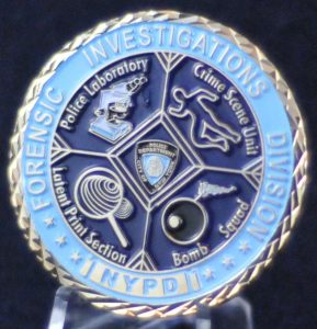 NYPD Forensic Investigations Division