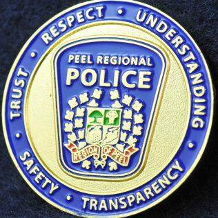 Peel Regional Police 1974-2014