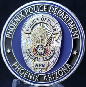 Phoenix Police Department Airport Bureau 2