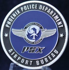 Phoenix Police Department Airport Bureau