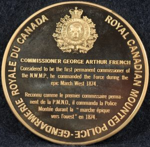 RCMP Commissioner George Arthur French 2