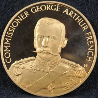 RCMP Commissioner George Arthur French