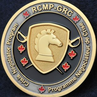 RCMP Crisis Negotiator Program
