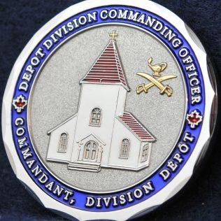 RCMP Depot Division Commanding Officer