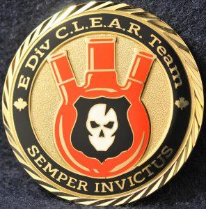 RCMP - E Division C.L.E.A.R 2