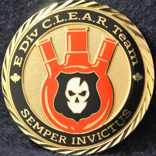 RCMP - E Division C.L.E.A.R