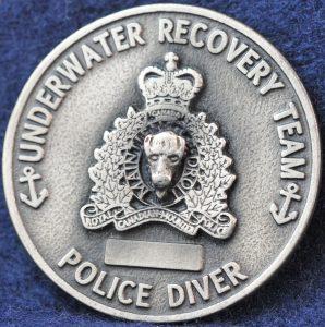 RCMP-GRC Underwater Recovery Team
