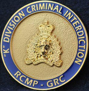 RCMP K Division Criminal Interdiction 2