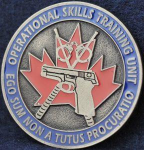RCMP Operational Skills Training Unit 2