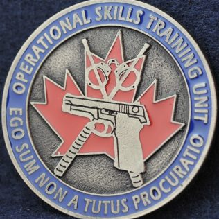 RCMP Operational Skills Training Unit