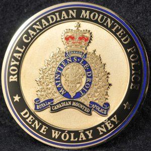 RCMP - TSAY KEH DENE Detachment