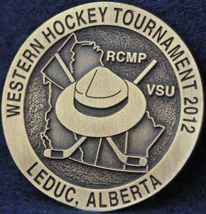 RCMP Western Hockey Tournament 2012 Leduc, Alberta