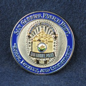 San Gabriel Police Department