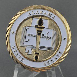 State of Alabama Senate Secretary 2