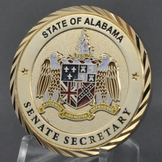 State of Alabama Senate Secretary