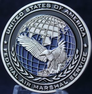 US Federal Air Marshal Service 2