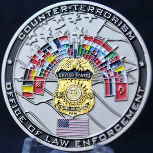 US Federal Air Marshal Service