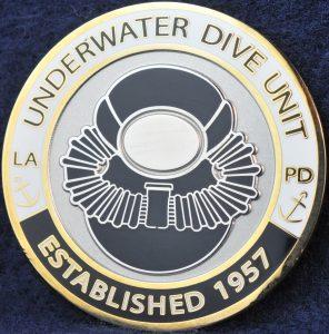 US LAPD Underwater Dive Unit 2