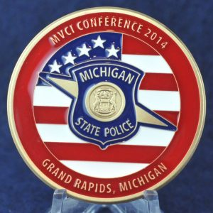 US MIchigan State Police MVCI conference 2014