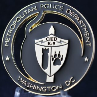 US Metropolitan Police Department Washington DC