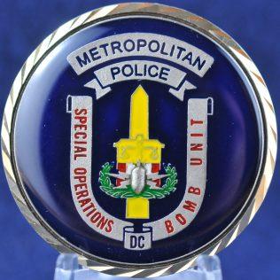 US Metropolitan Police Department Washington DC EDU colour